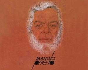 Autorretrato Manolo Prieto