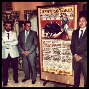 Presentación de la temporada taurina 2013 en El Puerto